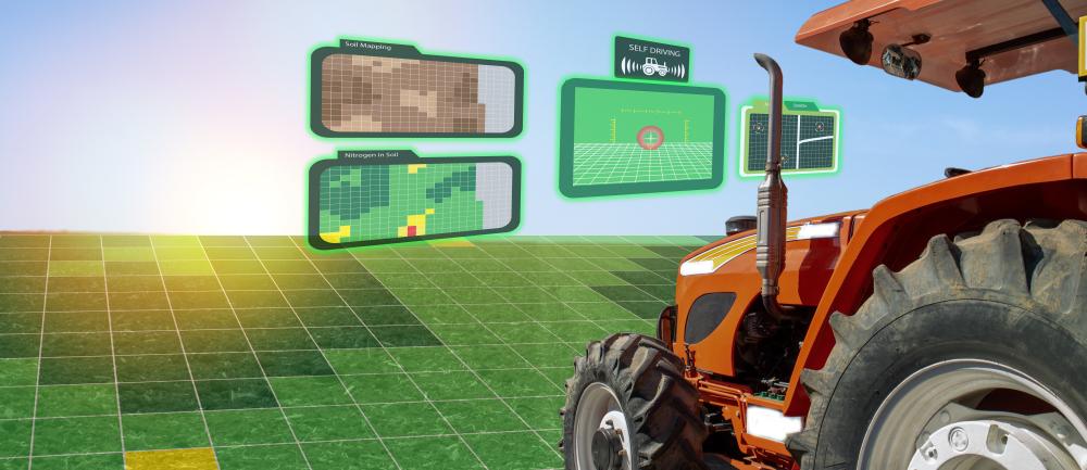 Gebrauchte John Deere GPS Systeme für die Landwirtschaft