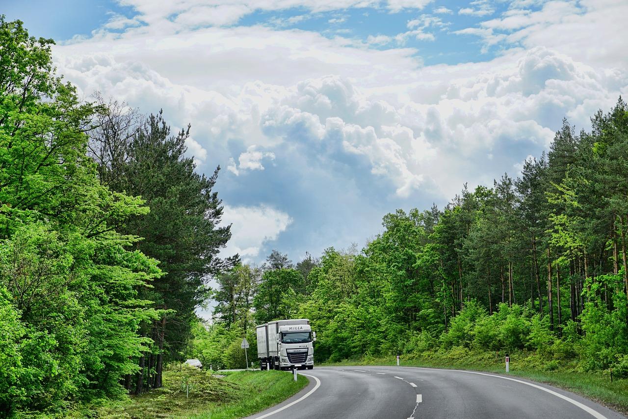 Das Warten von schweren und mittleren Lastwagen - Mascus