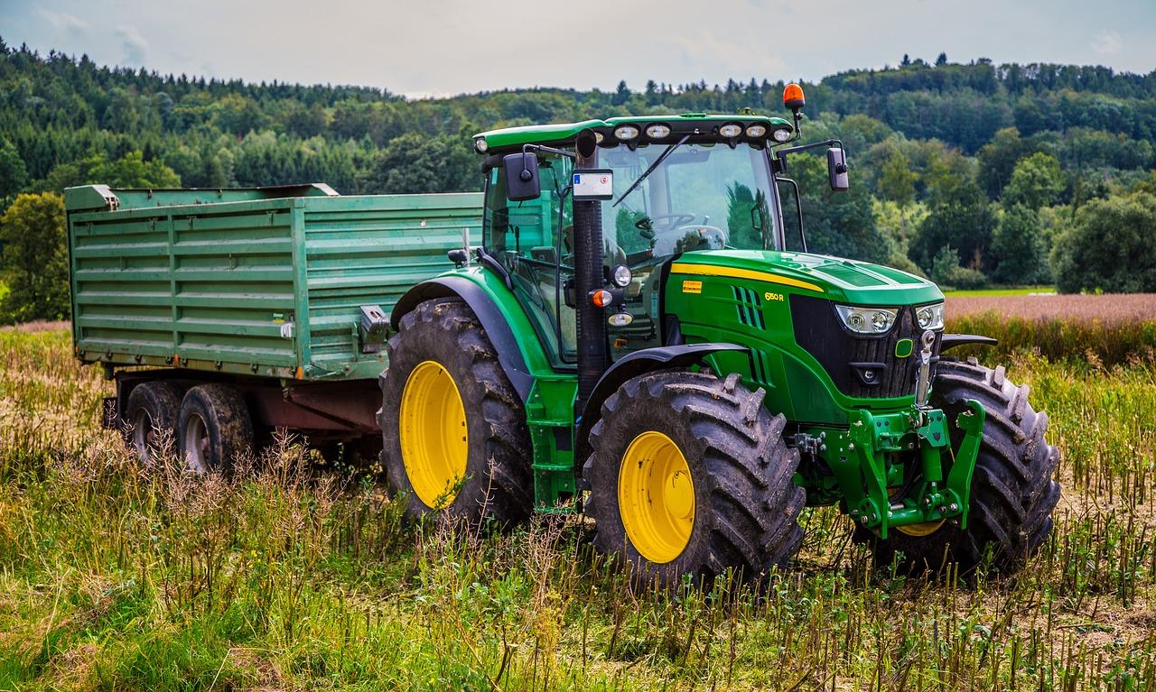 Gebrauchten Traktor kaufen
